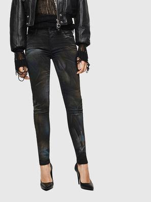 Slandy 069IV, Noir/Gris foncé - Jeans