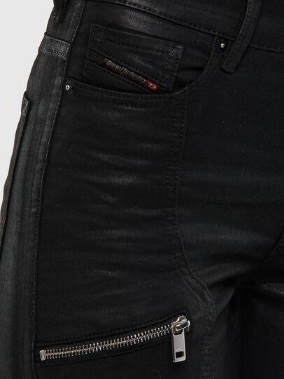 Diesel - D-Ollies JoggJeans® 069RK, Noir/Gris foncé - Jeans - Image 5