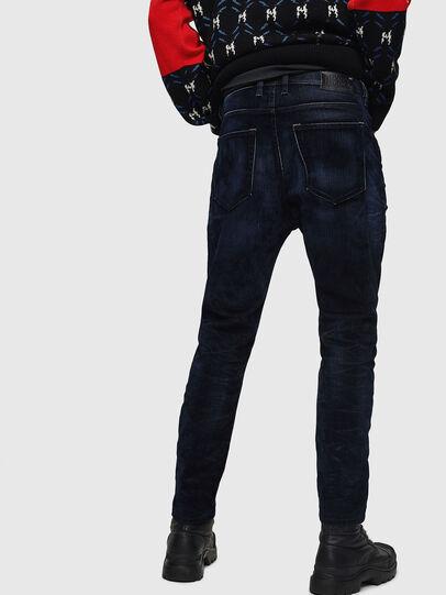 Diesel - D-Vider 0091U, Bleu Foncé - Jeans - Image 2