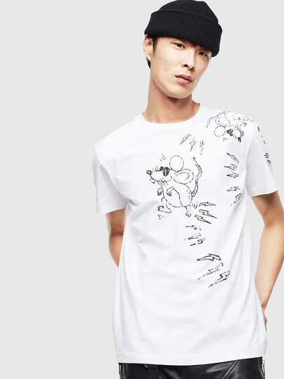 Diesel - CL-T-DIEGO-3,  - T-Shirts - Image 1