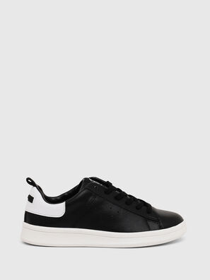 SN LOW LACE 11 FULL, Noir/Blanc - Footwear