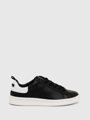 SN LOW LACE 11 FULL, Noir/Blanc - Footwear