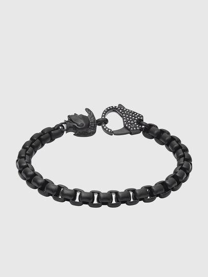 Diesel - DX1159, Noir - Bracelets - Image 1