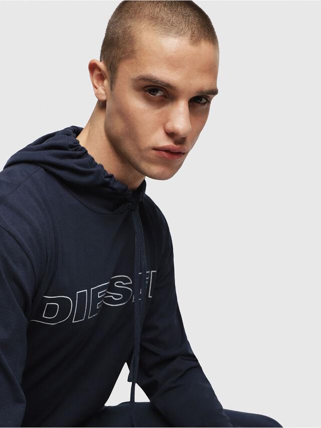 Diesel - UMLT-JIMMY, Bleu Nuit - T-Shirts - Image 3