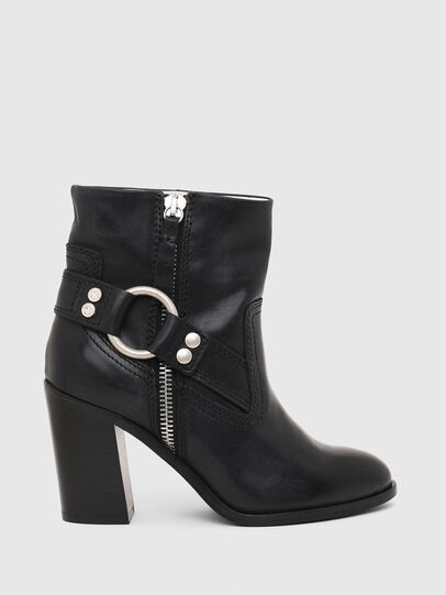 Diesel - D-FLAMINGO ABZ, Noir - Bottines - Image 1