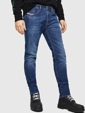 Thommer 082AZ, Bleu Foncé - Jeans