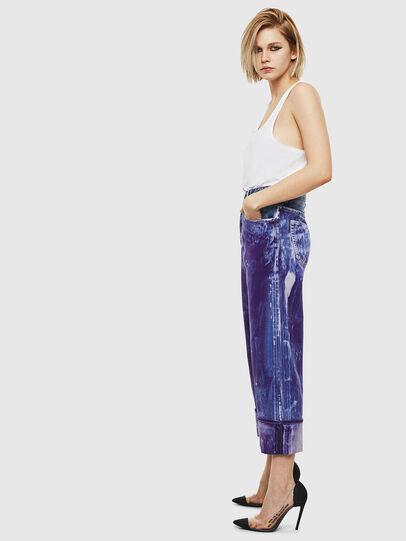 Diesel - D-Reggy 069NW, Bleu moyen - Jeans - Image 4