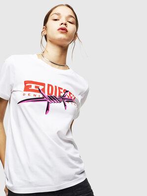 T-SILY-ZC, Blanc - T-Shirts