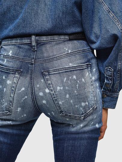 Diesel - Babhila 0091Y, Bleu moyen - Jeans - Image 5