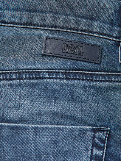 Diesel - Krailey JoggJeans 069NZ, Bleu moyen - Jeans - Image 4