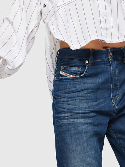 Diesel - Candys JoggJeans 069HC, Bleu Foncé - Jeans - Image 3