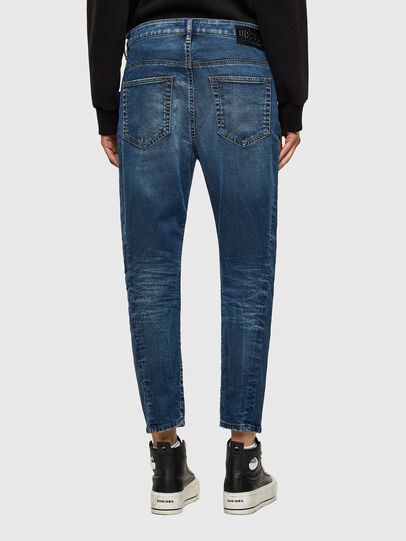 Diesel - Fayza JoggJeans® 069SZ, Bleu Foncé - Jeans - Image 2