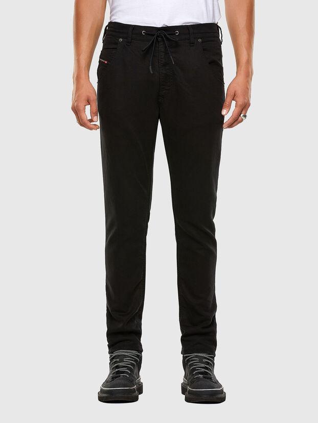 Krooley JoggJeans 069NC, Noir/Gris foncé - Jeans