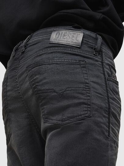 Diesel - Spender JoggJeans 069GN, Noir/Gris foncé - Jeans - Image 4