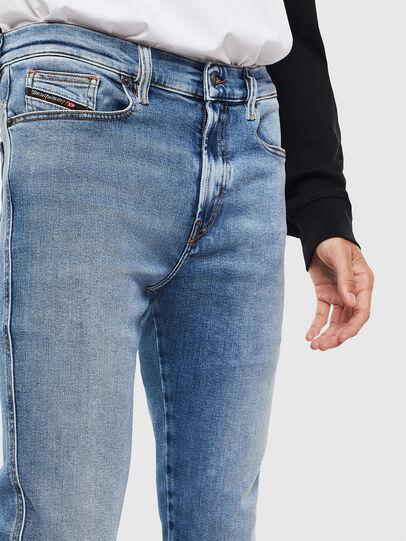 Diesel - D-Istort 009BG, Bleu moyen - Jeans - Image 3