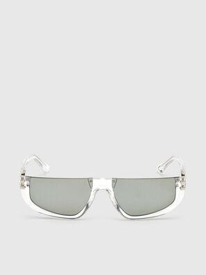 DL0315, Blanc - Lunettes de soleil