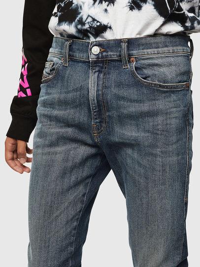 Diesel - D-Amny 069KG, Bleu Foncé - Jeans - Image 3