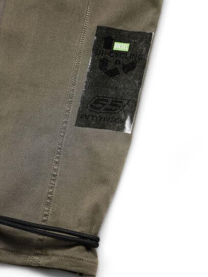 Diesel - D-ARGO-JOGG, Vert Militaire - Pantalons - Image 5