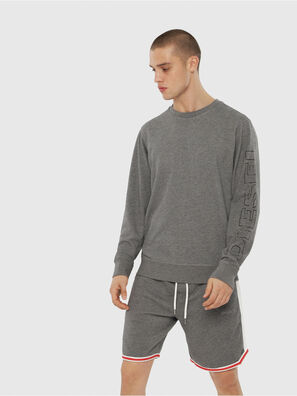 UMLT-WILLY, Gris - Pull Cotton