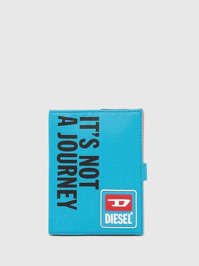 Diesel - PASSPORT II, Azur - Portefeuilles Continental - Image 1