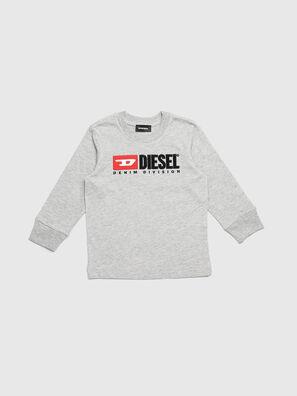 TJUSTDIVISIONB ML-R, Gris Clair - T-shirts et Hauts