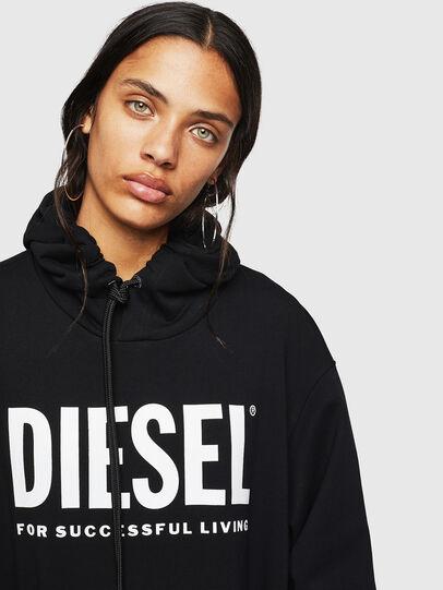 Diesel - D-ILSE-T, Noir - Robes - Image 3
