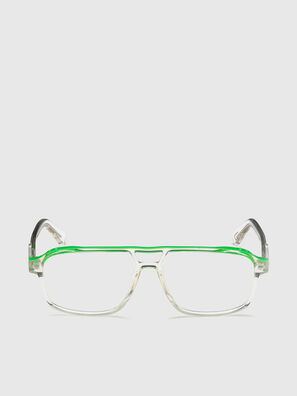 DL5309, Vert - Monture optique