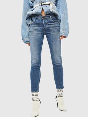 Babhila 086AP, Bleu moyen - Jeans