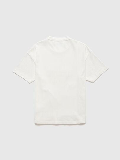 Diesel - DxD-20, Blanc - T-Shirts - Image 2