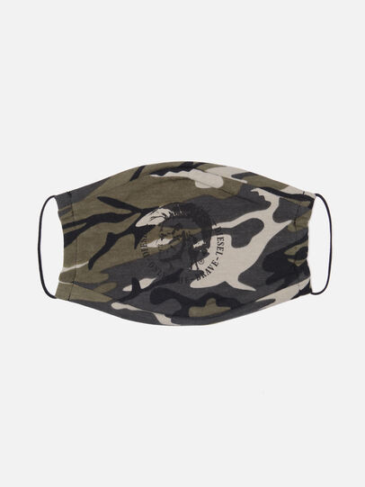 Diesel - VARPELM, Vert Camouflage - Other Accessories - Image 1