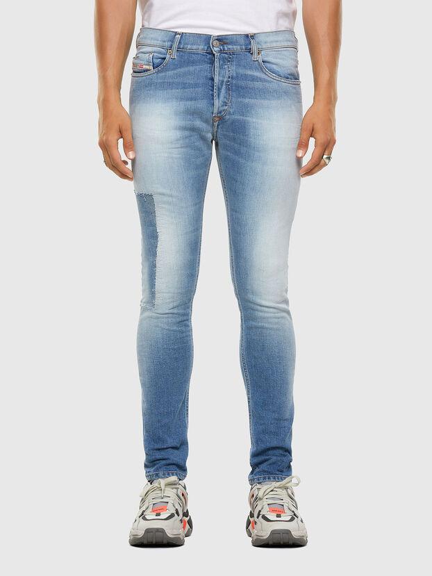 Tepphar 009FJ, Bleu Clair - Jeans