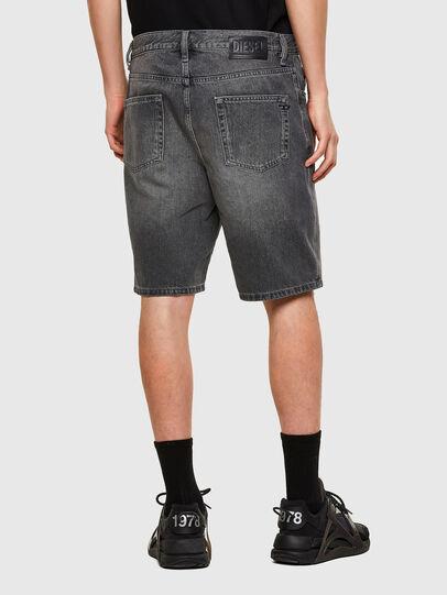 Diesel - D-STRUKT-SHORT, Noir - Shorts - Image 2