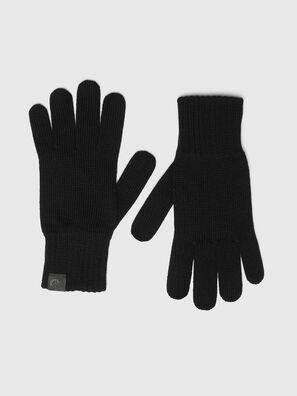 K-TAB-B, Noir - Gants