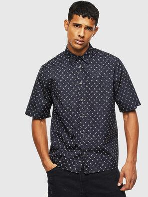 S-ATWOOD-B, Noir - Chemises
