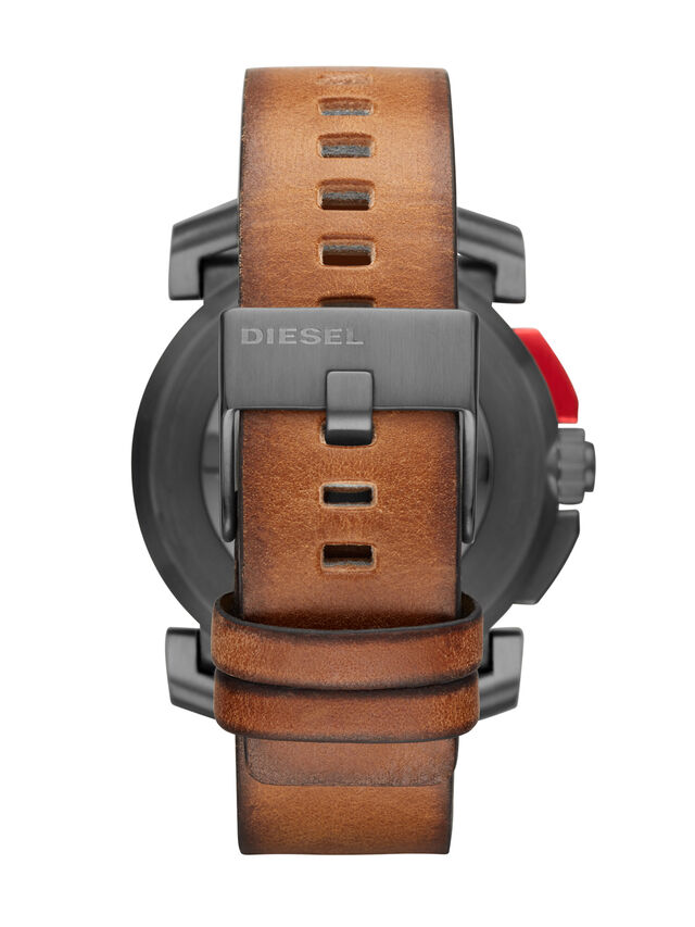 Diesel - DT1002, Marron - Smartwatches - Image 3