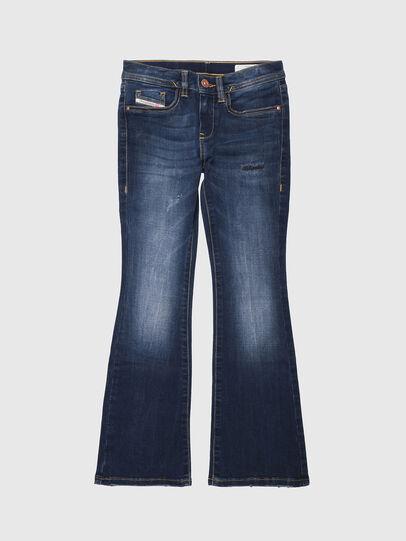 Diesel - LOWLEEH-J-N, Bleu Foncé - Jeans - Image 1