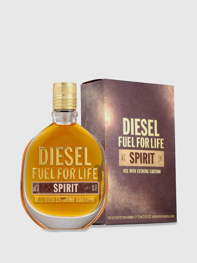 Diesel - FUEL FOR LIFE SPIRIT 75ML, Générique - Fuel For Life - Image 1