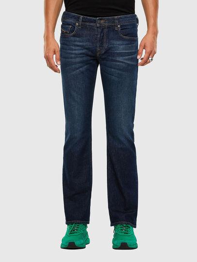 Diesel - Zatiny 009HN, Bleu Foncé - Jeans - Image 1