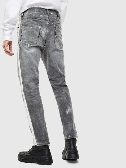 Diesel - D-Eetar 0094N, Gris Clair - Jeans - Image 2
