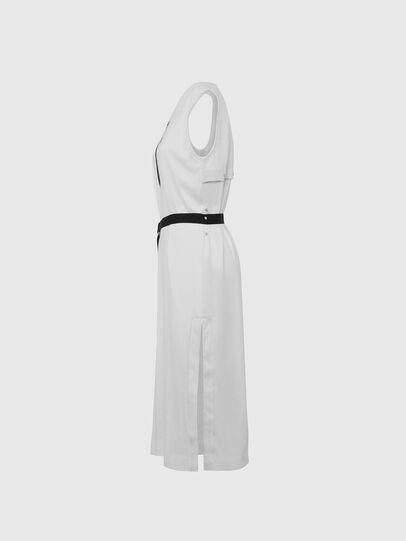 Diesel - D-FAIRY, Blanc - Robes - Image 3