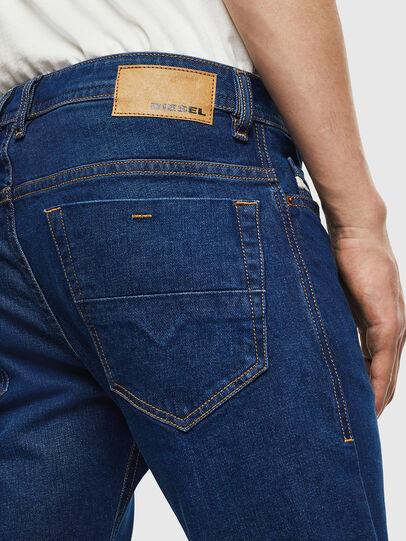 Diesel - Thommer 0095Z, Bleu Foncé - Jeans - Image 4