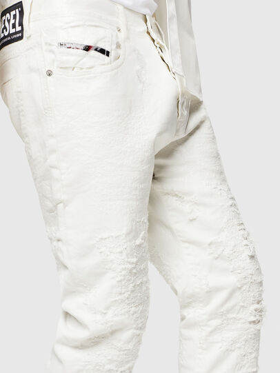 Diesel - Mharky 069GY, Blanc - Jeans - Image 3