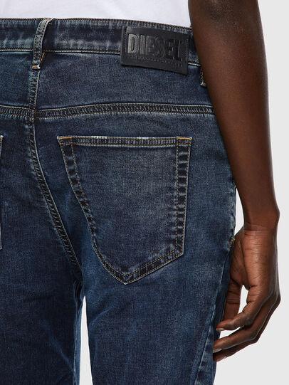 Diesel - Fayza JoggJeans® 069WZ, Bleu Foncé - Jeans - Image 3