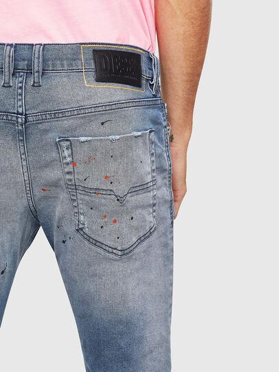 Diesel - Tepphar 009BN, Bleu moyen - Jeans - Image 4