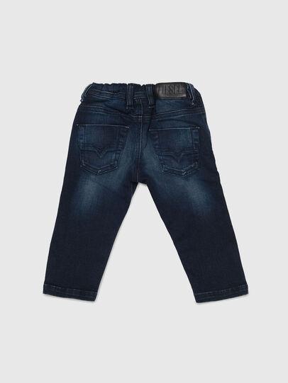 Diesel - KROOLEY-NE-B-N, Bleu Foncé - Jeans - Image 2