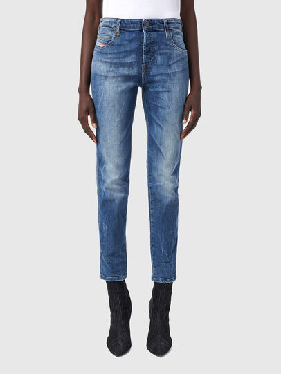 Diesel - Babhila Z09PK, Bleu moyen - Jeans - Image 1