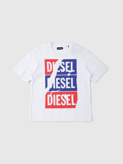 Diesel - TJUSTZC OVER,  - T-shirts et Hauts - Image 1