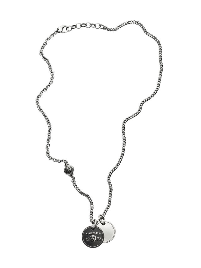 NECKLACE DX1091, Argent