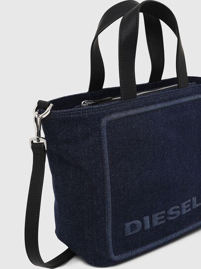 Diesel - PUMPKIE, Bleu Foncé - Sacoches et Sacs à Main - Image 4