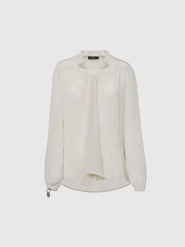 C-DUANE-A, Blanc - Chemises